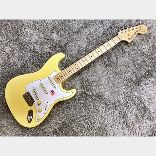 Fender Yngwie Malmsteen Stratocaster Vintage White / Scalloped Maple Fingerboard【展示入替特価】
