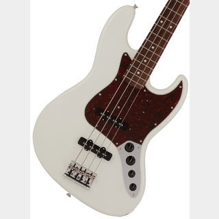 Fender Japan Made in Japan Limited Active Jazz Bass Rosewood Fingerboard Olympic White