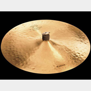"ZildjianK Constantinople 20"" Medium Ride"