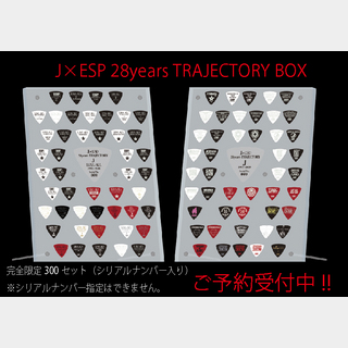 ESP J×ESP 28years TRAJECTORY BOX