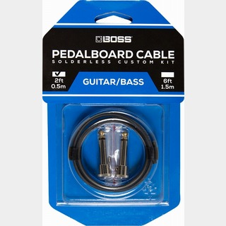 BOSS Pedalboard cable kit BCK-2【新製品】