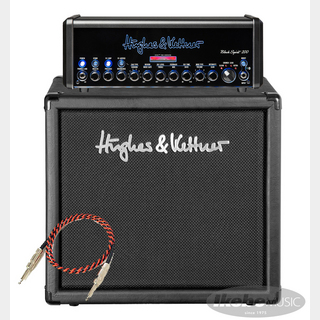 Hughes&KettnerBlack Spirit 200 + TM112 Cabinet