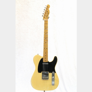Fender Custom Shop MB 1951 Nocaster Relic / Nocaster Blonde Built By Yuriy Shishkov