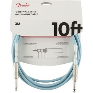 Fender Original Series Instrument Cable SS 10' DBL ギターケーブル
