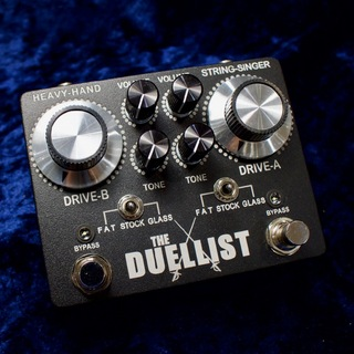 KING TONE GUITAR THE DUELLIST- PEDALBOARD FRIENDLY