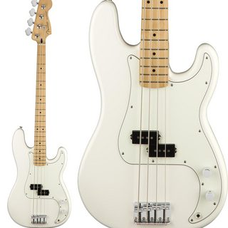 FenderPLAYER Precision Bass Maple Fingerboard Polar White