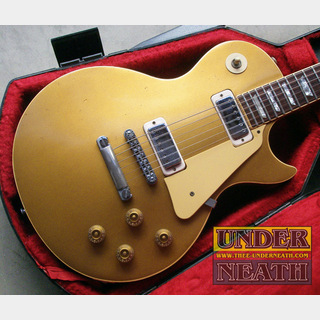 Gibson 1979 Les Paul Deluxe Gold Top