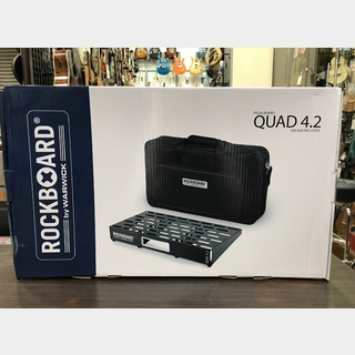 RockBoardQUAD 4.2 w/Gig Bag 610 x 326 mm 【限定特価】【未展示品】