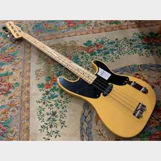 Fender MADE IN JAPAN TRADITIONAL ORIGINAL 50S PRECISION BASS Butterscotch Blonde
