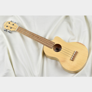QUIAM Ezo's Ukulele Throughneck Concert 【極美品】