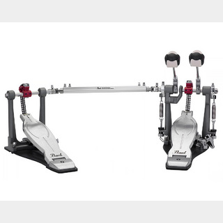 Pearl P-1032R ツインぺダル Eliminator Solo Red Double Pedal 【WEBSHOP】