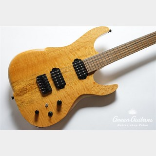 dragonfly SOTTILE CUSTOM648 Quilted Oak / Light Ash / Pau Ferro