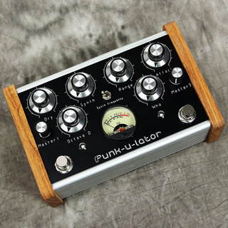 Meridian GuitarsFunk-u-lator Analog Octaver-Synth-Filter Autowah 【福岡パルコ店】