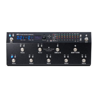 Free The Tone ARC-4 Audio Routing Controller【即納可能】