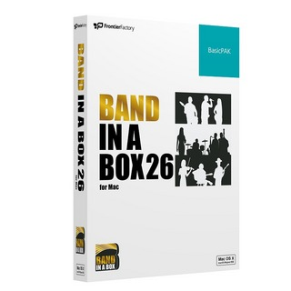 PG MUSIC 【在庫1点限り!】band in a box Windows版 MegaPAK