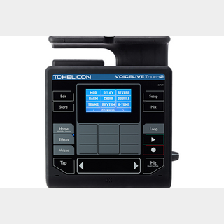 TC-HeliconVoiceLive Touch 2【次回入荷分ご予約受付中!!タッチパネル操作のボーカルエフェクター】【送料無料】