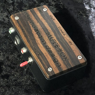 "ok custom design MUTE BOX ""Desktop"""