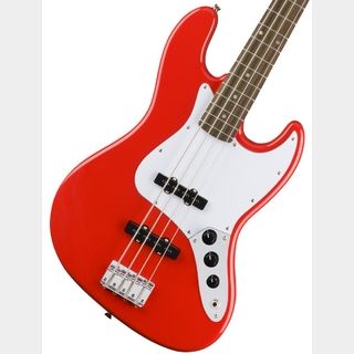 Squier by Fender Affinity Jazz Bass Race Red Laurel Fingerboard 【横浜店】
