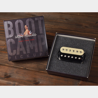 "Bare Knuckle Pickups ""Boot Camp Series""  Old Guard  / 6 String Humbucker / Neck / Open Zebra"