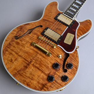 Gibson Custom Shop Limited Custom Collection CS-356 Koa Top S/N:CS701762 セミアコギター 【未展示品】