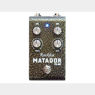 Rockbox ElectronicsMATADOR Preamp