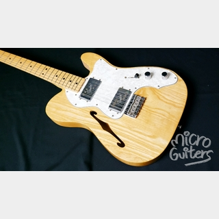 Fender Mexico 72 Telecaster Thinline