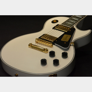 Gibson Custom Shop Les Paul Custom Alpine White 【御茶ノ水FINEST_GUITARS】