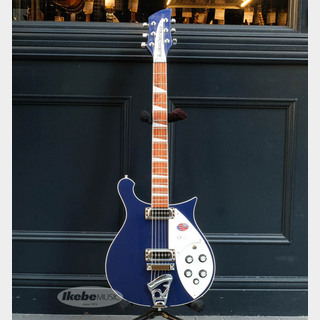 RickenbackerModel 620 Midnight Blue S/N 1920778