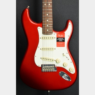 Fender American Professional Stratocaster Rosewood Fingerboard Candy Apple Red 【横浜店】
