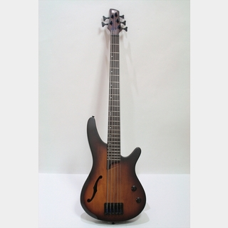 Ibanez SRH505 / Dragon Eye Burst Flat