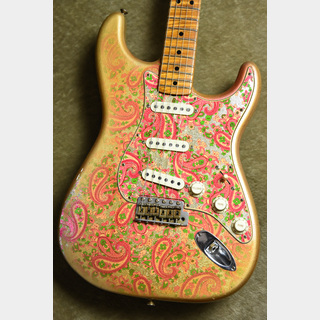 Fender Custom Shop MBS 1969 Stratocaster Relic by Dale Wiilson -Gold Paisley- [3.54kg]【フレイムネック!!】