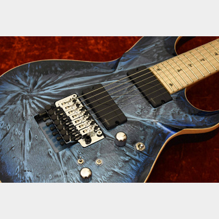 G-Life Guitars G-PHOENIX CUSTOM Ⅶ  -Stardust Blue Moon-【3月7日までG-Life Guitars Fair開催中!!】