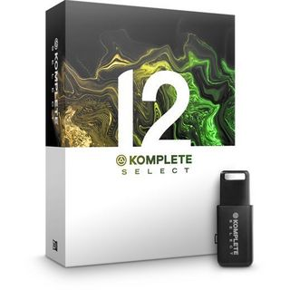 NATIVE INSTRUMENTS KOMPLETE12 SELECT