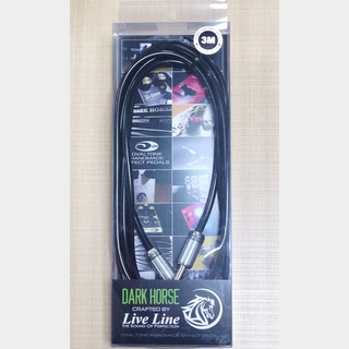 Ovaltone DARK HORSE crafted by Live Line 3m S/S 【12月20日まで送料無料】