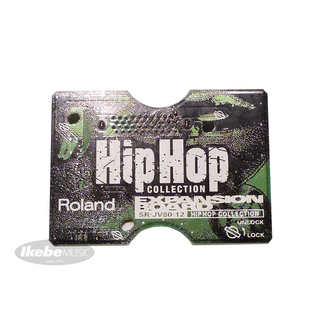 Roland SR-JV80-12 HipHop Collection【拡張音源ボード・中古品】