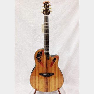 Ovation Celebrity Elite Plus CE44P-FKOA Figured Koa 【展示処分特価】