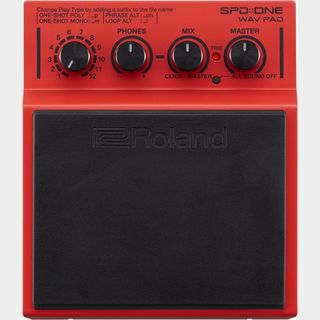 "Roland 【新製品】SPD::ONE ""WAV PAD"" Percussion Pad【送料無料】"