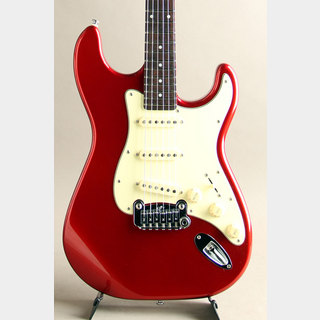 G&L Tribute Legacy Candy Apple Red