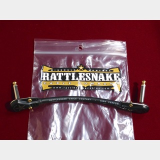 Rattlesnake Cable Flex Patch 15cm LL 【同梱可能】