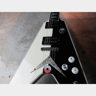"DEAN USA Michael Schenker Flying V ""x of 75"" 10th Anniversary LTD"