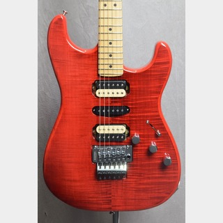 Fender Japan Michiya Haruhata Stratocaster Maple Fingerboard Trans Pink 【春畑道哉氏シグネイチャー】【横浜店】