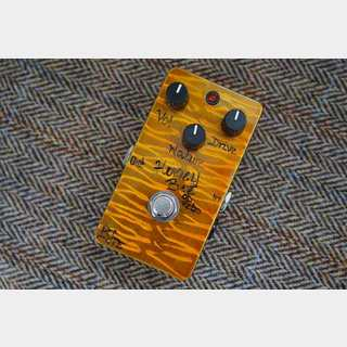 BJF Electronics Honey Bee Overdrive Retro