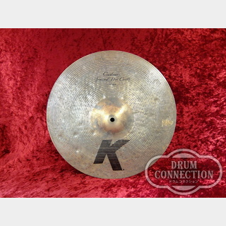 "Zildjian K CUSTOM SPECIAL DRY CRASH 18""【送料無料】"