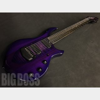 ERNIE BALL MUSIC MAN Majesty 7 Monarchy (Majestic Purple)