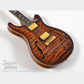 Paul Reed Smith(PRS) PAUL REED SMITH Private stock Hollow Body II 2011 Winter NAMM (Electric Tiger Smoked Burst)
