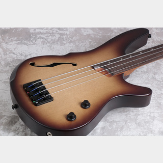 Ibanez Bass Work Shop Series SRH500F Natural Browned Burst Flat (NNF) 【御茶ノ水本店】