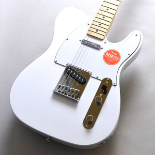 Squier by Fender AFFINITY TL/M / AWT(Arctic White)