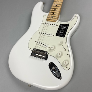Fender Player Stratocaster Polar White/Maple