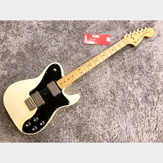 FenderVintera Road Worn '70s Telecaster Deluxe Olympic White【2020年製】【初回分入荷!】