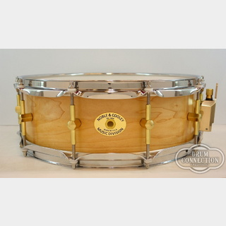 "NOBLE & COOLEY SS Classic Solid Maple 14""×5"" Natural Oil【送料無料】"
